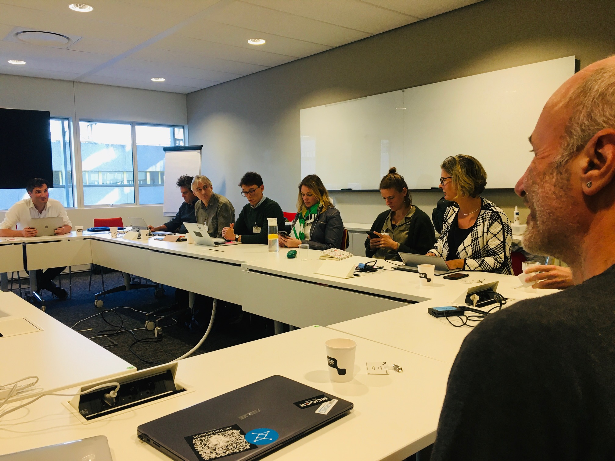EdTech zone meeting Utrecht 8 november 2019