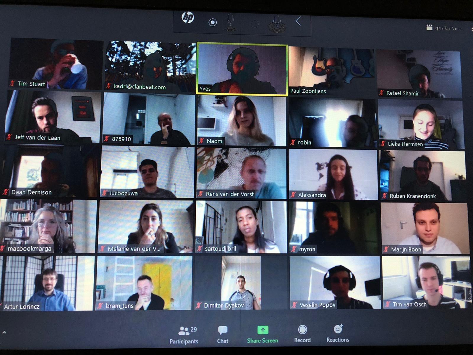 EdTech startuos meet in Eindhoven